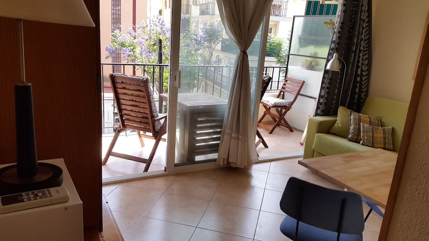 Fuengirola, perfectly located, close to everything - Fuengirola - Apartment
