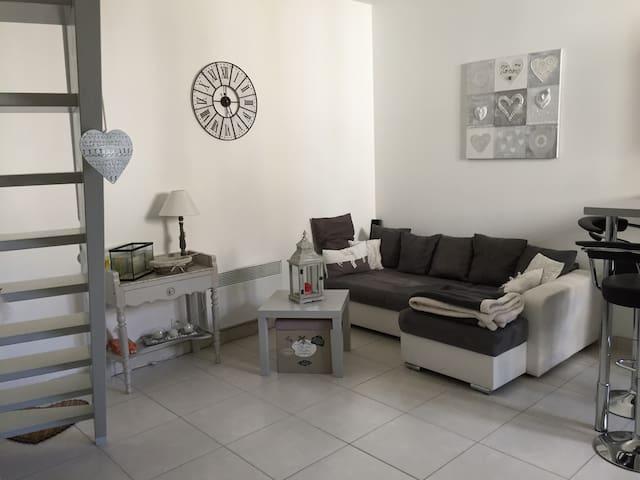 Appartement moderne T2 (sans résidence)
