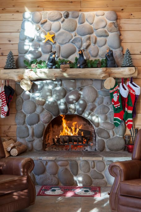 Hang the Stocking by the fire