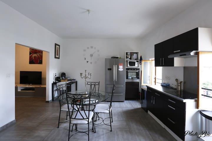 Appartement proche des plages et de Narbonne - Coursan - Apartment