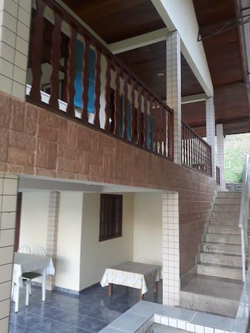 Casa para temporada em Macae de Cima
