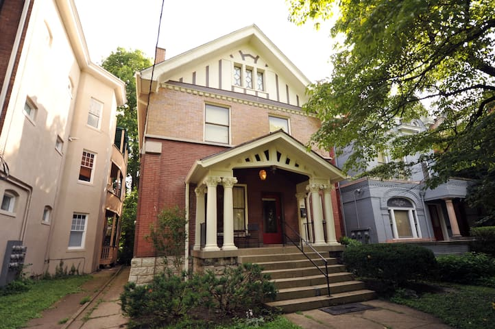 Huge Historic Home, Walk to All!
