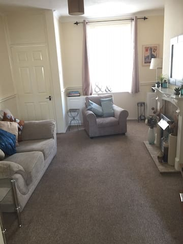 Comfortable Widnes Home