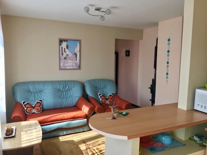Guest Apartment in Ostgals District