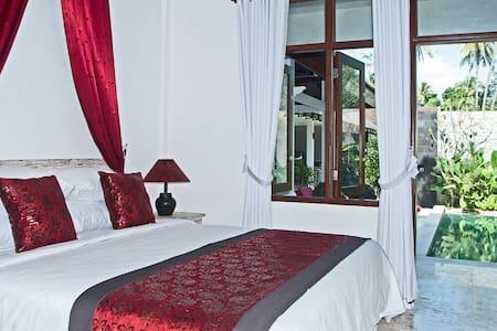 Lombok Senggigi Hotel - Deluxe Rm 7 - Senggigi - Гестхаус