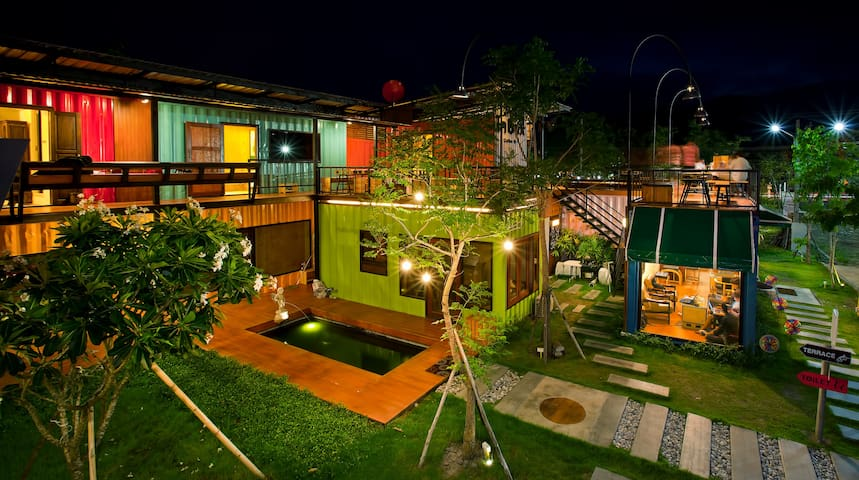 Snooze Box Hotel - Chiang Mai - Apartment