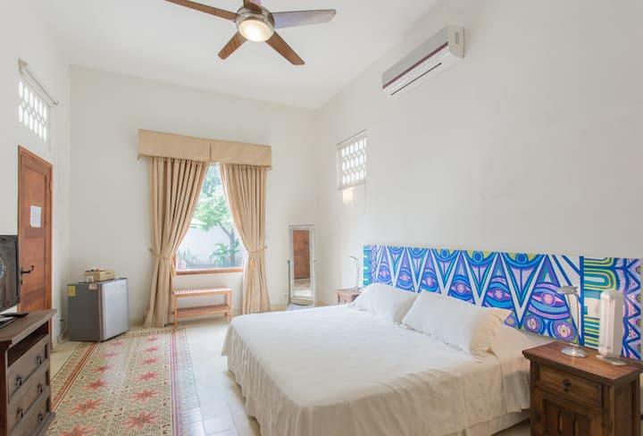 Junior Suite Casa Bustamante
