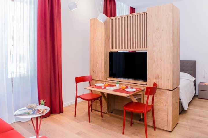 Appartamento Mela Rossa
