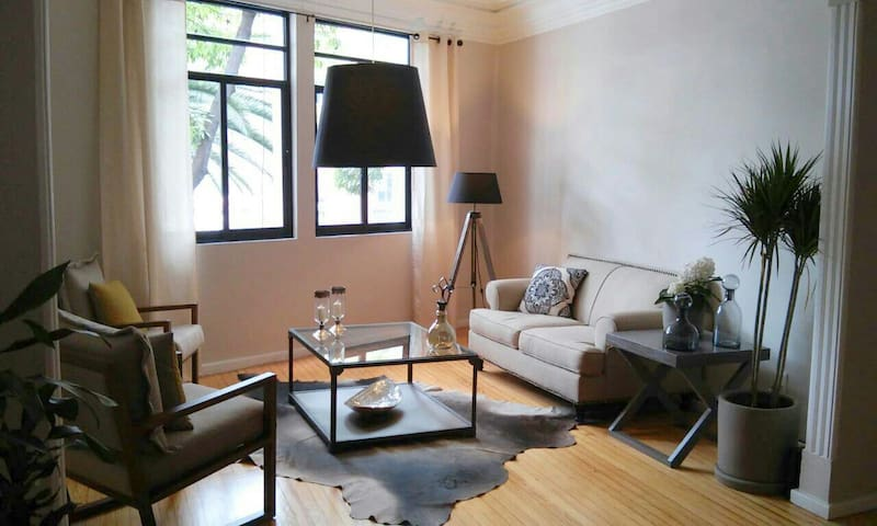 Gorgeous apt! Perfect for 6! - Mexico City, District Federal - Wohnung