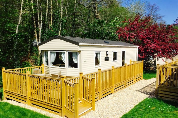 Beautifully Located  Static Caravan Ilfracombe