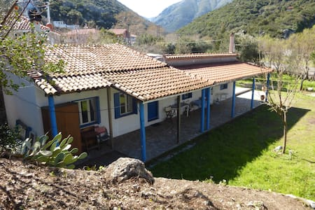 Eco sea front cottage-Euboea-Pure relax - House