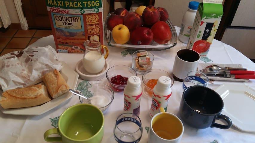 RIVIERA BnB  - Comfort n Breakfast  - Grasse - Casa