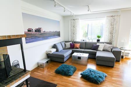 The perfect family house - Lidingö