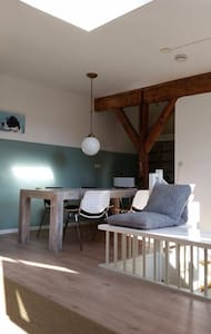 Light apartment in citycentre