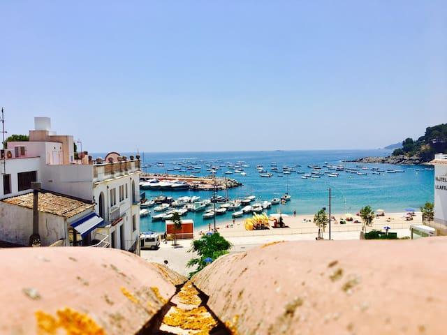 Magnifique studio vue sur mer à Llafranc