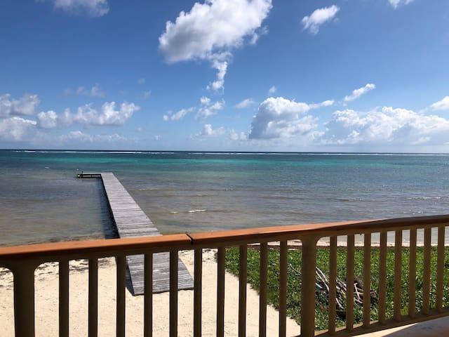 Beachfront Great Escape  Ambergris Caye, Belize