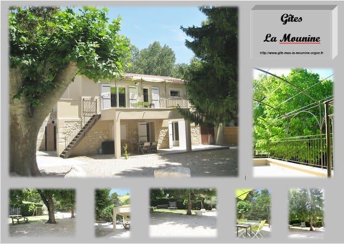 Gîte en plein cœur de la Provence - Orgon - 公寓