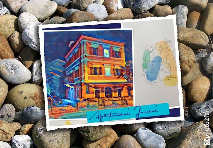 """Apartmani Jurani"" - Apartman""Nona"" - Ika - Apartamento"