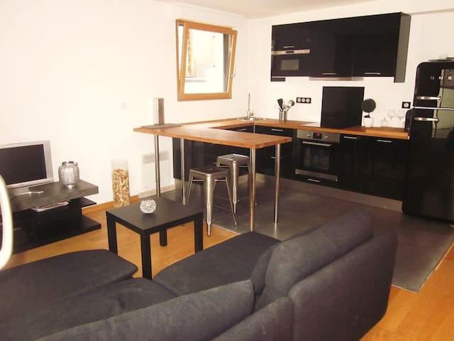 appt type 3 centre ville - Arras - Condominium