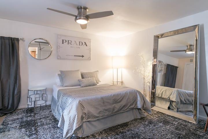 Quiet, Comfy and Cozy OCD Clean!