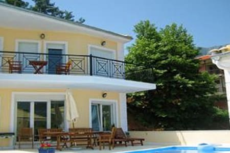 Thassos Golden Beach luxury Villa - Λιμένας Θάσου