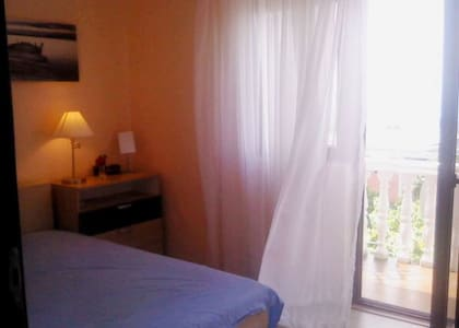 Apartment for 4 persons, 20min walk to the beach - Bar - Apartment