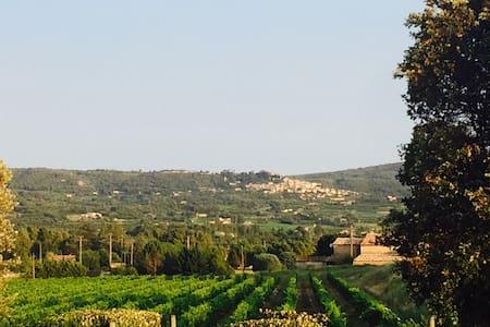 Villa in Luberon with pool - Roussillon - Villa