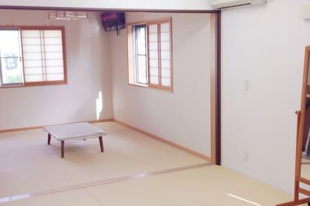 Japanese modern style tatami room - Tokushima City