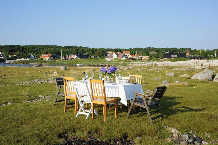 Unique Swedish fishing village - Höganäs N