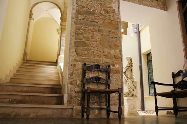 Casa P&G in palazzetto storico