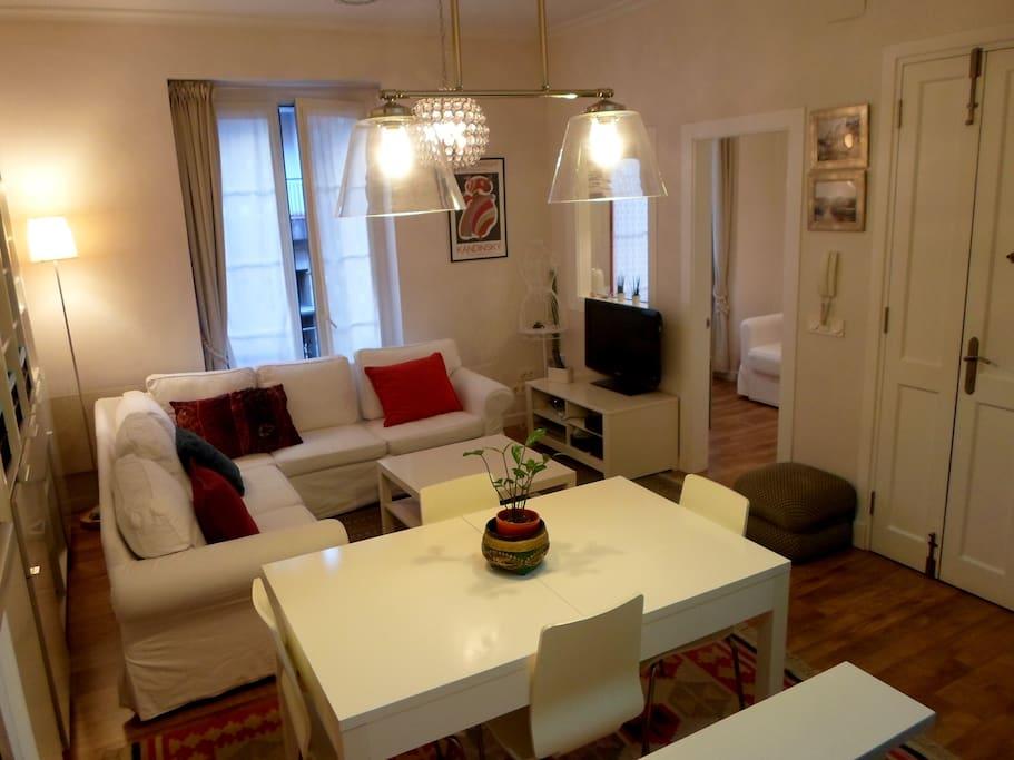 Apartamento en gij n centro apartamentos en alquiler en - Sofas gijon ...