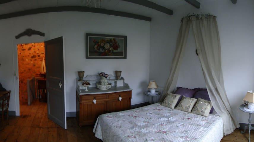 Gîte Les douceurs de Loire - Paimbœuf - Ház
