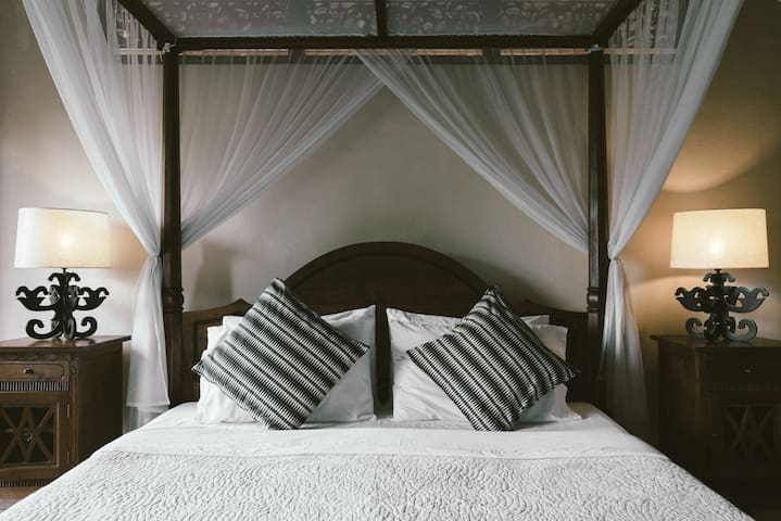 Balinese-style Rooms - Ubud - Guesthouse