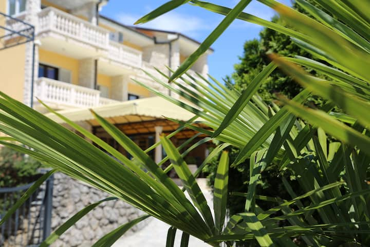 DZ Pension VILLA ANA in Lovran/Kroatien