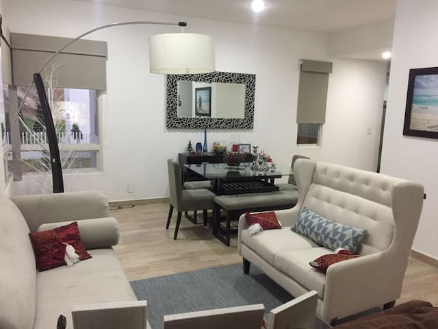 Cozy apartment ... It will make you feel at home - Cuautitlán Izcalli - Apartamento