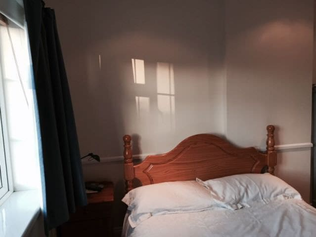 Double Bedroom - Hollyhill - Bed & Breakfast