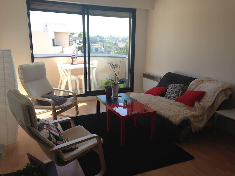 Appartement proche tram bordeaux apartments for rent in for Location appartement proche bordeaux