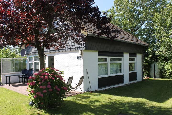 Schönes Ferienhaus in Den Osse