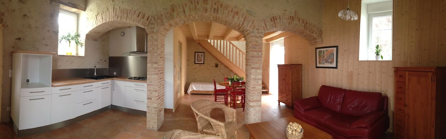 La Bergerie (The Sheepfold) - Apremont - Apartment