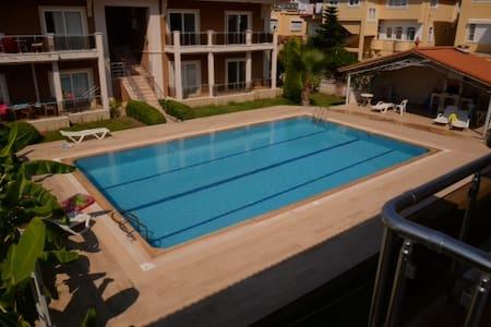 Квартира в комплексе у моря - Kemer - Apartamento