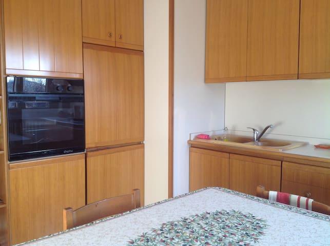 Comodo alloggio a meta' strada fra' Milano e Como - Giussano - Apartamento