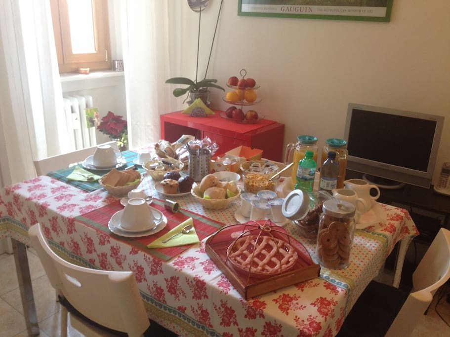 B b d 39 este bed and breakfasts for rent in milano mi italy for Bed and breakfast milano