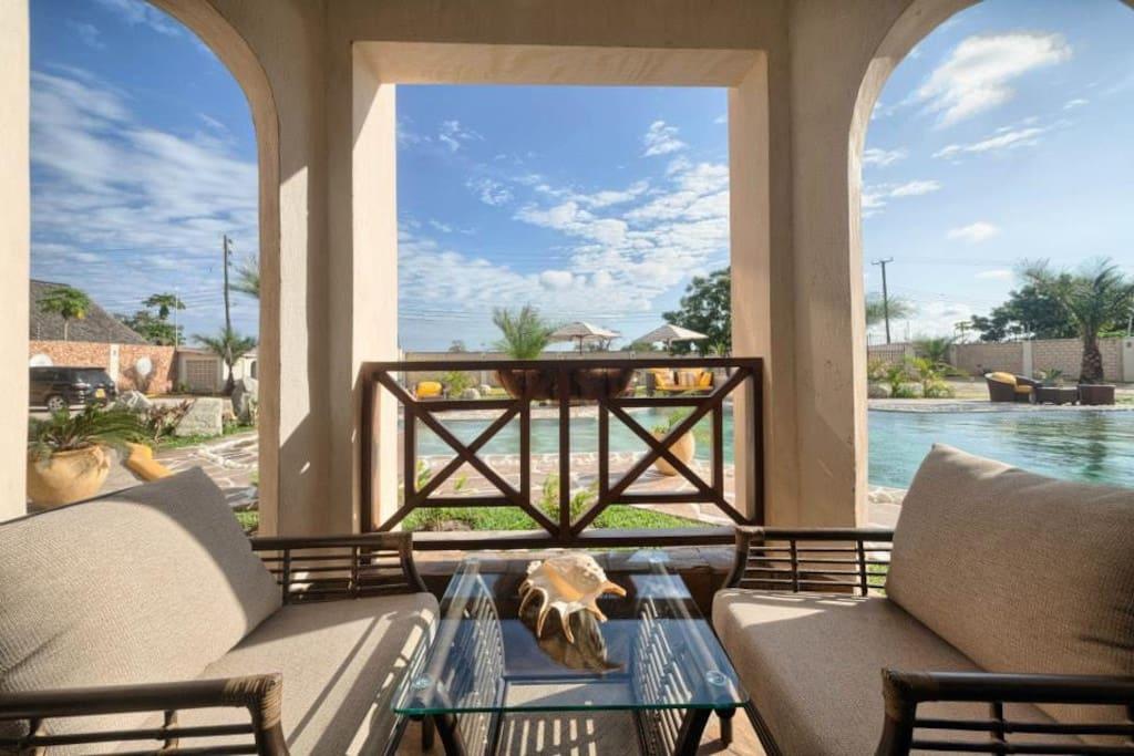 Amani Luxury Apartments Diani