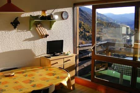 Appartement pied des pistes - Auris - Apartment
