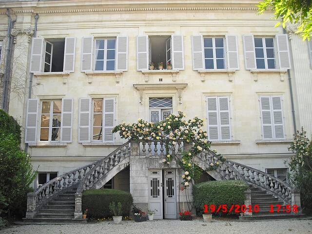 chambre en plein centre d'Angers - Angers - Bed & Breakfast