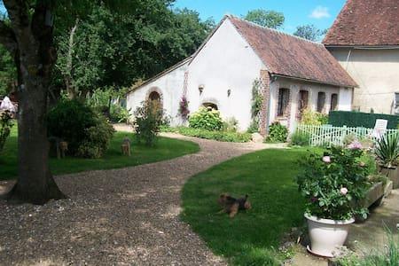 La p'tite maison - Saint-Martin-sur-Ouanne - 住宿加早餐