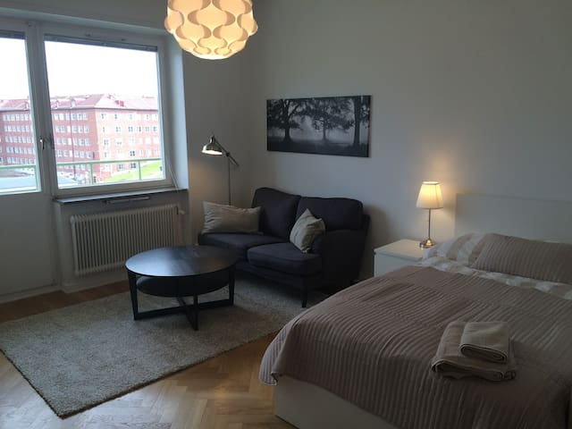 Apartment in July, Stockholm City. - Stockholm - Wohnung