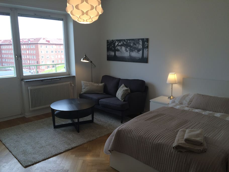 Apartment In July Stockholm City Condominiums For Rent