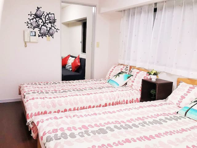 30%off,great location,near UENO,3mins to station - 东京 - Wohnung