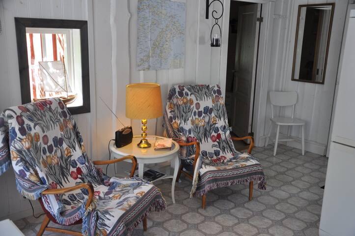 Fin stuga på Blidö - Blidö - Rumah